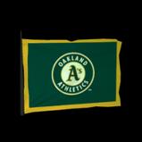 Oakland Athletics antenna icon