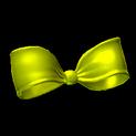 Little bow topper icon saffron