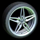 McLaren 570S (Silver) wheel icon
