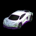 Endo body icon purple
