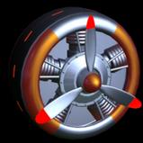 Propeller wheel icon