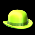 Derby topper icon lime