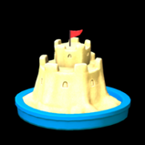 Sand Castle topper icon