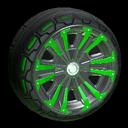 Thread-X2 wheel icon forest green