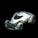 X-Devil body icon grey