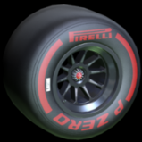 Pirelli wheel icon