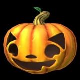 Pumpkin topper icon