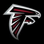 Atlanta Falcons decal icon