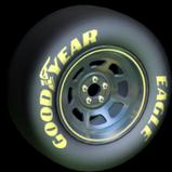 Goodyear Racing wheel icon