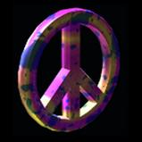 Peace antenna icon