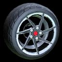 Quimby wheel icon black