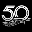 50th Anniversary decal icon