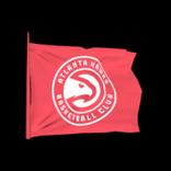 Atlanta Hawks antenna icon