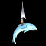 Harpoon antenna icon