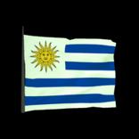 Uruguay antenna icon