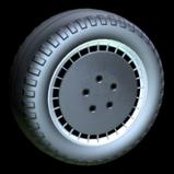 K.I.T.T. wheel icon