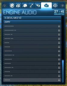 Locked Engine Audio