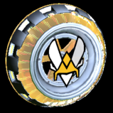 Usurper Holographic Team Vitality wheel icon