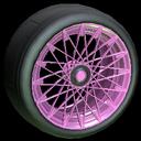 Yamane wheel icon pink