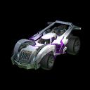 Hotshot body icon purple