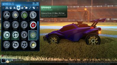 Spinner Wheels