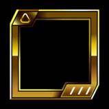 Season 14 - Gold avatar border icon