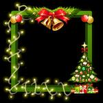 Happy Holidays avatar border icon.png