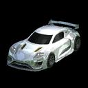 Jäger 619 RS body icon titanium white