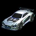 Maverick GXT body icon cobalt