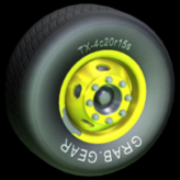 Battle Bus wheel icon
