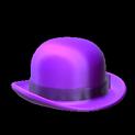 Derby topper icon purple