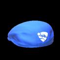 Ivy cap topper icon cobalt
