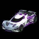 Ronin GXT body icon purple