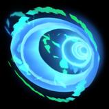 Bassline rocket boost icon