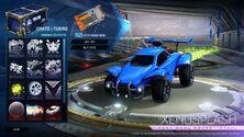 Crate - Turbo - Xenosplash