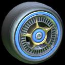 SLK wheel icon cobalt