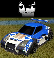 Skullface decal import