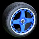 Alchemist wheel icon cobalt