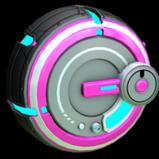 CDJ wheel icon
