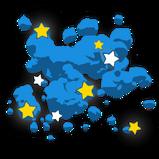 Blue Smoke rocket boost icon