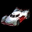 Centio V17 body icon crimson