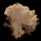 Sandstorm rocket boost icon