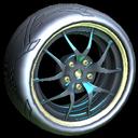 Nipper wheel icon black