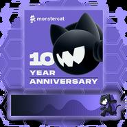 Monstercat 10YR Fan Pack