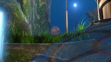 AquaDome blowfish