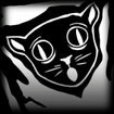 Alley Cat decal icon