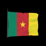 Cameroon antenna icon