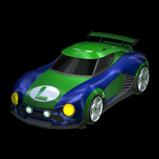 Luigi NSR