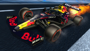 Red Bull 2021 decal image