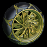 Decopunk wheel icon